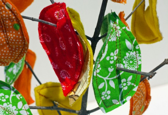 Fall crafts for kids autumn trees