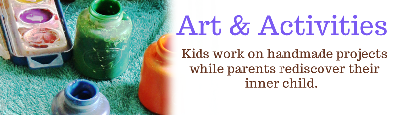 Art and Activity Classes in Wilmington