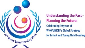 World Breastfeeding Week 2012