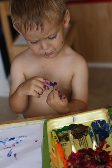 Kids art Wilmington