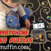 Smartphone Lego Puzzles