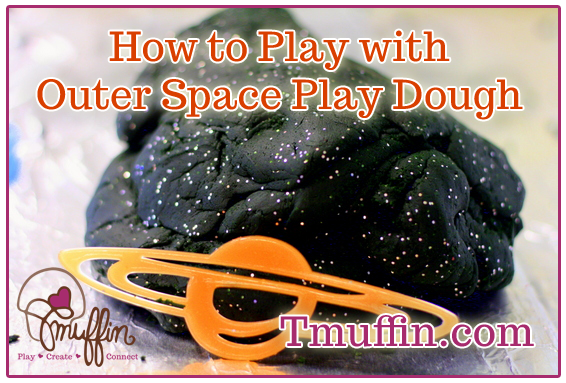 How To Play With Outer Space Play Dough